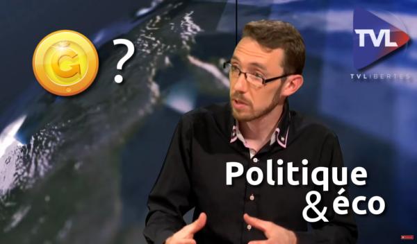 """""""Politique & éco"""" / TV Liberté / Émission du 5 juin 2018"""